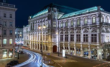 Vienna, Pioneers Festival