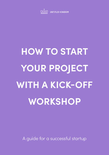 A bookcover of How To Start Your Project with a Kick-Off Workshop publication